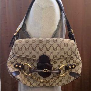 Authentic Vintage Gucci Shoulder Bag 114915